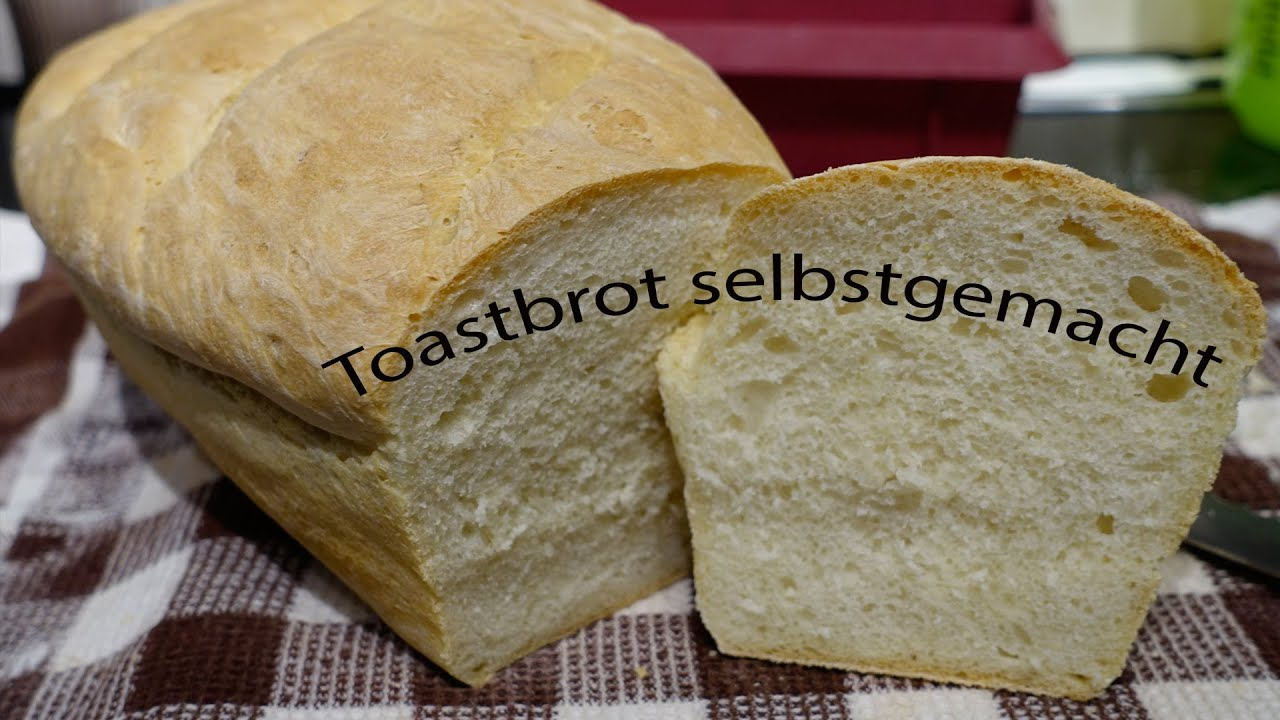 Toastbrot selber backen thermomix