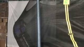 Parkside Trampoline crash test