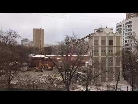 Москва - Соколиная Гора - Destroy