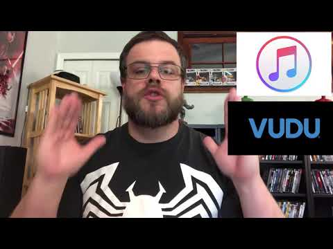 iTunes, Vudu Digital Movie Copies: Surprise, you don't really own them!