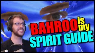Bahroo Becomes My Spirit Guide: Quest For The Holy Blade