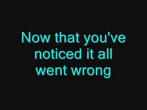 Forever Lost- The Magic Numbers- Lyrics (On-Screen in HQ)