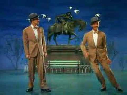 Fred Astaire & Gene Kelly- The Babbitt and the Bromide
