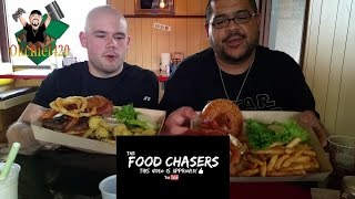 TheFoodChasers EP. 50 Twisted Root Burger Austin, TX - Okchief420