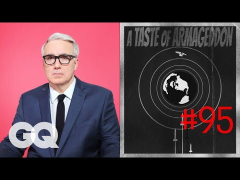 The True Evil of Russia's Cyber War on America | The Resistance with Keith Olbermann | GQ