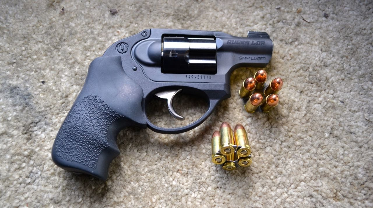 Ruger Lcr In 9mm Luger Shooting Review