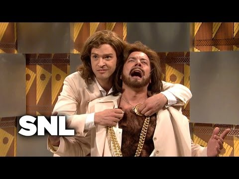 Barry Gibb Talk Show: Ben Bernanke, Rachel Maddow, Roland S. Martin - Saturday Night Live