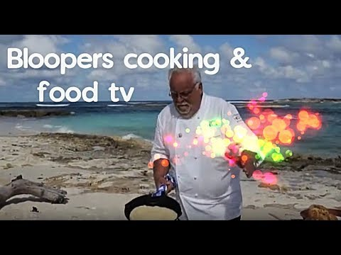 Funny moments and bloopers - Cooking tv / Cooking shows
