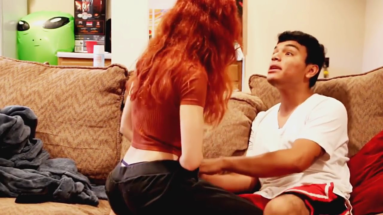 asking her boyfriend for sex  i wanna make a baby - YouTube