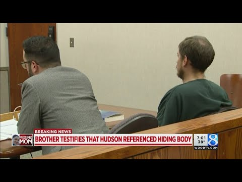 Brother: Andrew Hudson referenced hiding body