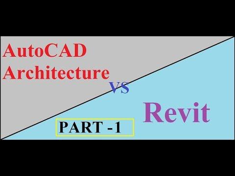 AutoCAD Architecture VS