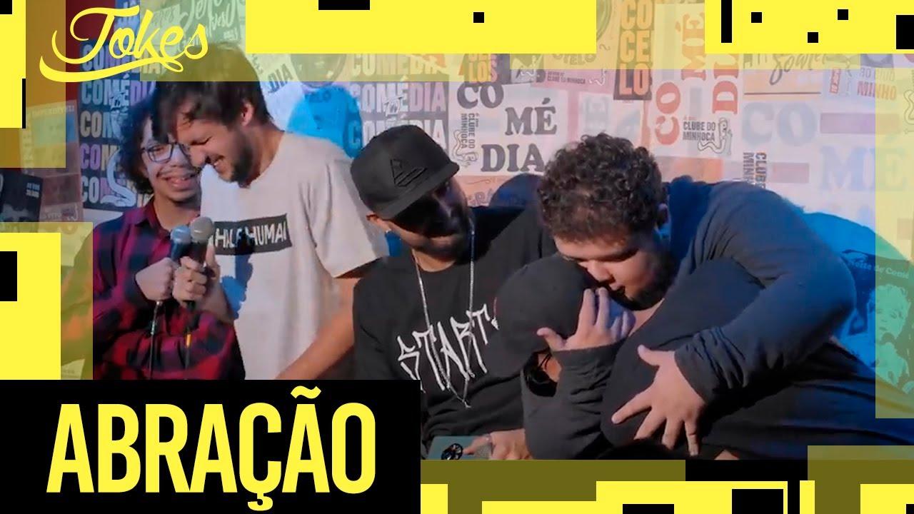 MOMENTOS DO JOKES l EP.05 - ABRAÇÃO