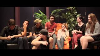 "The Velvet Orange Chair Ep19 - Cast and Crew of Short Film ""UNREST"" Thumbnail"