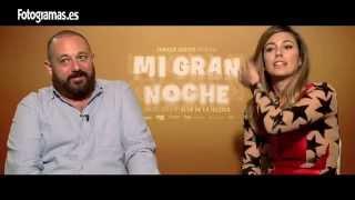 Entrevista con Blanca Suárez y Pepón Nieto por