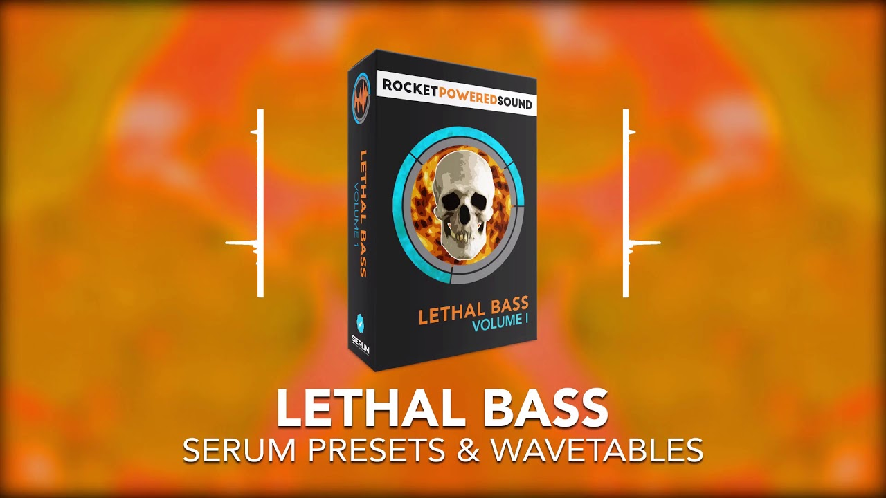 Lethal Bass Vol  1 for xFer Serum | Go AudiO