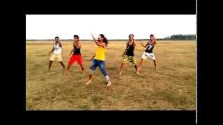 Lalla Lalla Lori Dance video   Welcome to Karachi   By Alok Kacher Lsdc Academy