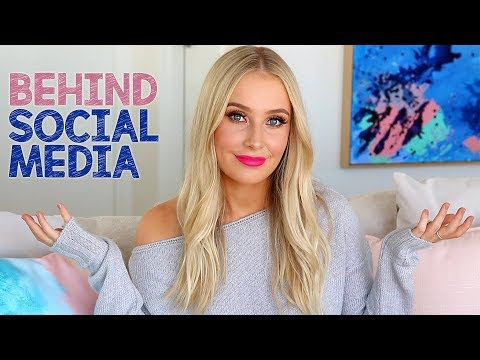 The TRUTH About Social Media | Lauren Curtis