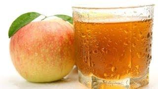 Яблочный сок , делают так !!!