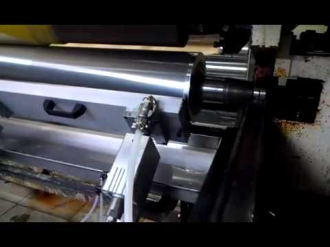 Chamber Dr blade system for gravure coating