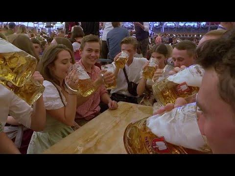 شاهد: إقبال كبير على أكبر مهرجان للجعة في العالم  - نشر قبل 42 دقيقة