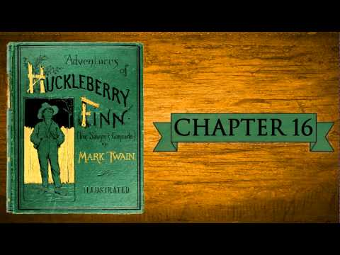 Huckleberry Finn Audiobook | Chapter 16