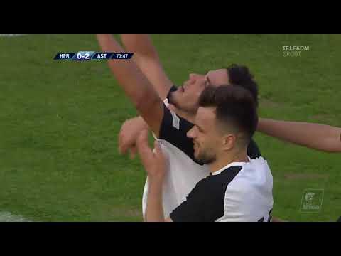 Telekom Sport - Rezumat Hermannstadt - Astra 0-2
