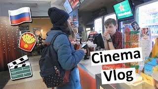 Going to the cinema in Russia
