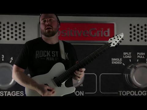 POSITIVE GRID BIAS Rack Amp Match Amplifier Review | GEAR GODS