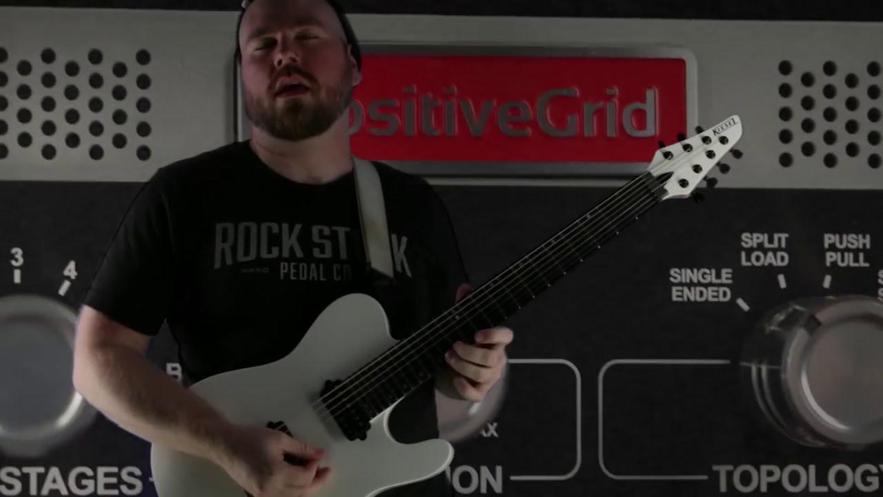 positive grid bias rack amp match amplifier review gear gods youtube. Black Bedroom Furniture Sets. Home Design Ideas