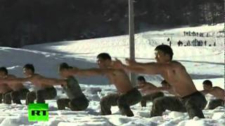 Video exclusivo: Corea del Sur prepara a súper soldados