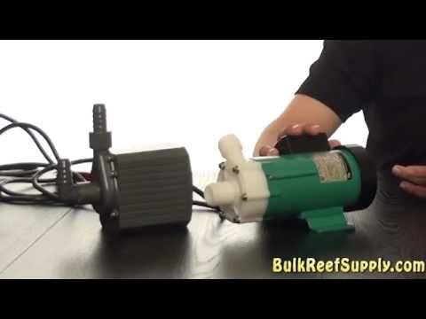 Submersible or external aquarium pump, which is better? Ease of ...