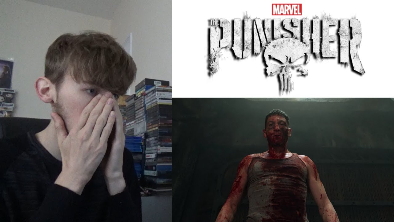 The Punisher Season 1 Episode 12 - 'Home' Reaction