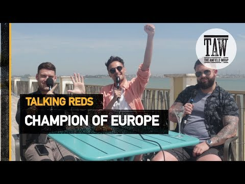 rpool: Champions Of Europe  Talking Reds