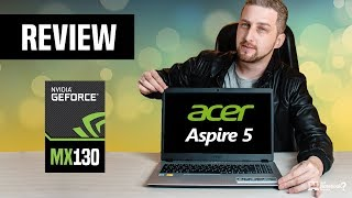 Review Notebook Acer Aspire 5 A515-52G de 2019 | Análise completa do 577T Core i5 com Geforce MX130