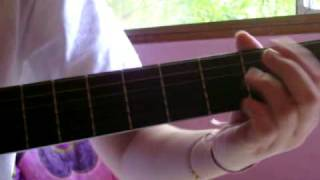 how to play saving grace- pete murray acoustic