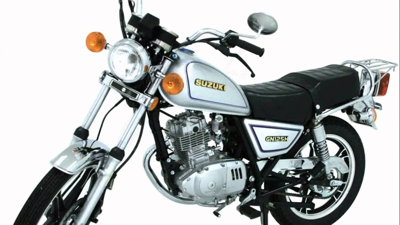 Suzuki Gn Manual