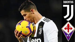 Fiorentina-Juventus 0-3 Gli Highlights • 2018/19