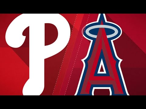 8/1/17: Pujols drives in five in Angels' 7-1 win