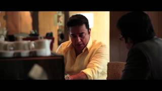 BEHIND THE SCENES # 1   Uttama Villain   Kamal Haasan   Ramesh Arvind   Ghibran