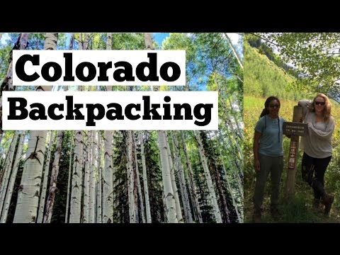 Aspen, Colorado | Hiking & Backpacking Conundrum Creek Trail & Hotspring