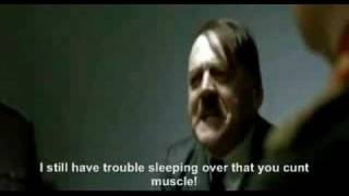 Hitler finds out Lampard is going from Chelsea to Inter