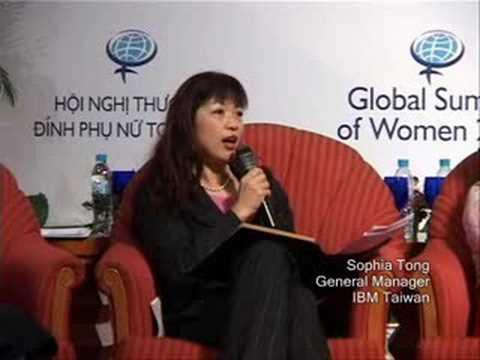 Global Summit of Women 2008 - CEO Forum - Female Advantage