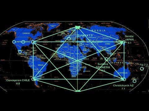 188 LEY-LINE MERKABA DISCOVERED INSIDE EARTH REVEALS POLESHIFT March 2013 (Pt 4 segment 1 of 2)