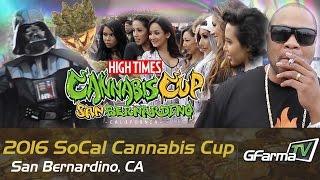2016 SoCal Cannabis Cup in San Bernardino, CA | Week 1