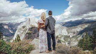 Alexis & Cameron - Yosemite, Ca - Wedding Trailer