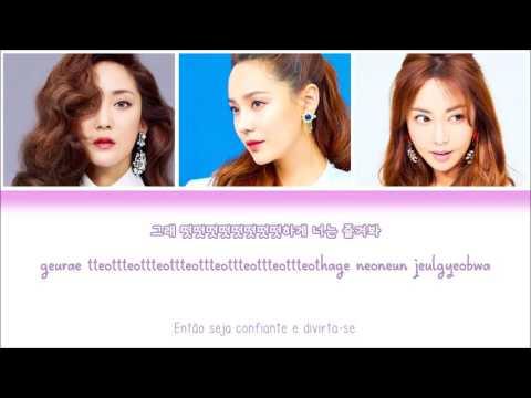 S.E.S. - Paradise (한 폭의 그림) Color Coded /Hangul/Romanização/PT-BR by Taemirtilo