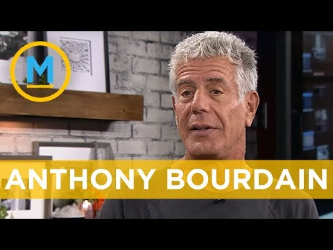 Thumbnail: What does Anthony Bourdain cook for his family?
