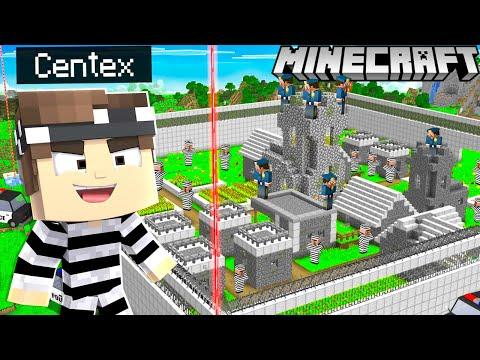 Ich BESUCHE das GEFÄNGNIS DORF in Minecraft!