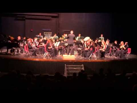 Carmina Burana, North Farmington High School Symphony Band, 5-14-2015