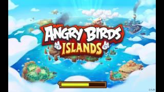 【新作】アングリーバード・アイランドやってみた!面白い携帯スマホゲームアプリ
